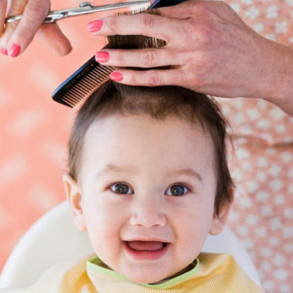 Tips for Your Kid's First Haircut