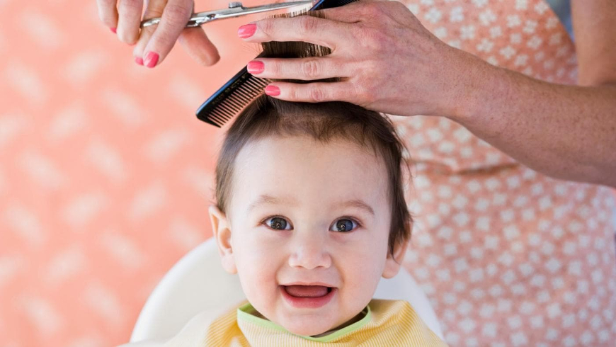 Tips For Your Kids First Haircut